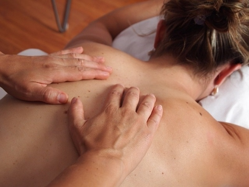 Massagem para Evento Corporativo