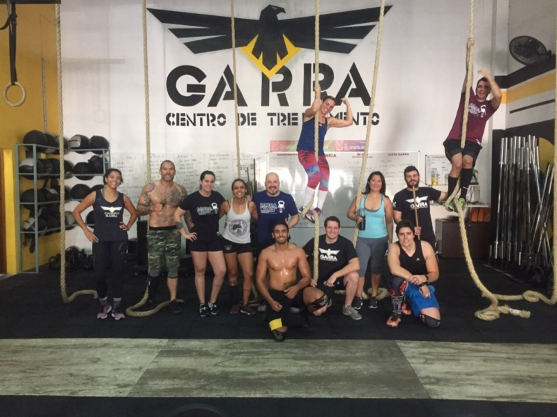 Aula Inicial Crossfit