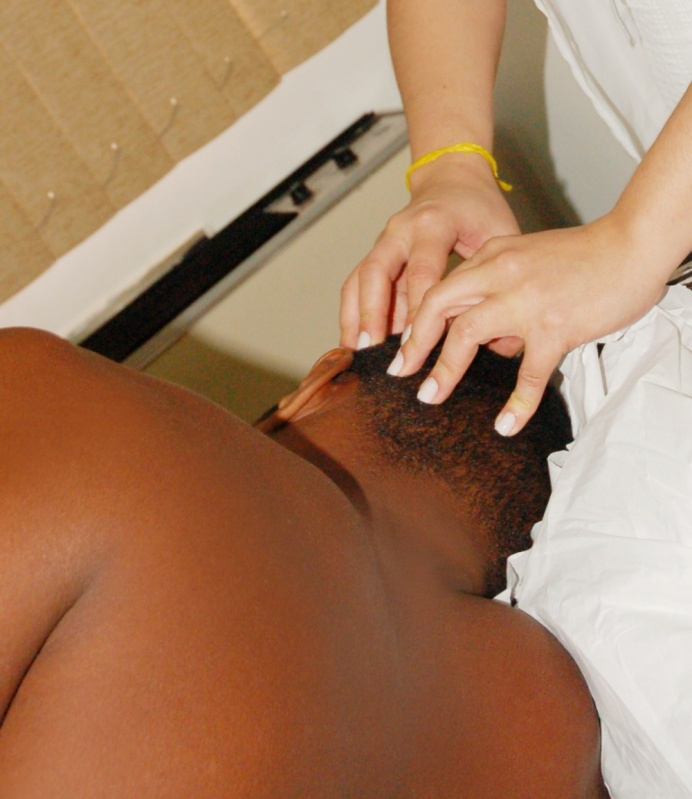 Massagem Anti Stress Relaxante